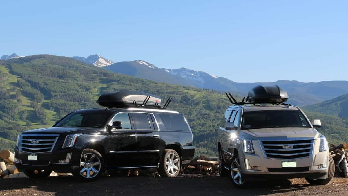 Limo Service Denver to Vail