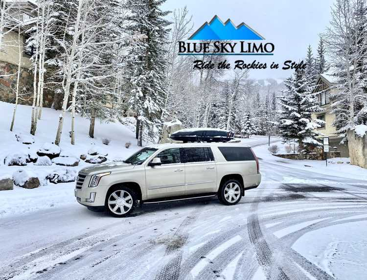 Private Car Service Vail