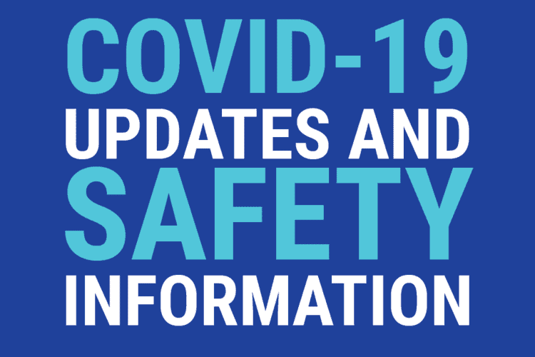 covid 19 safety update